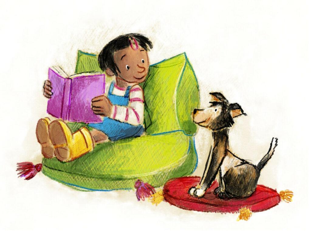 Samtpfote und Träumer von Briefe für dich - Geschenk für Kinder von 5 - 10 Jahren